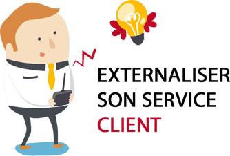 externaliser son service client
