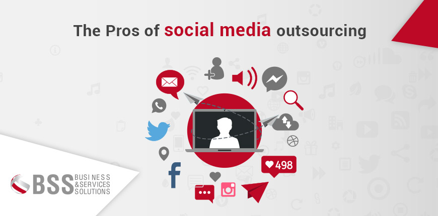 The Pros of social media outsourcing