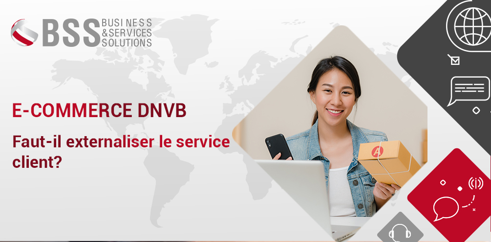 E-Commerce DNVB : faut-il externaliser le service client ?