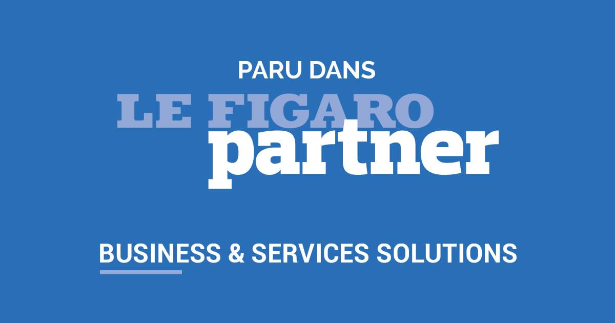 Le Figaro consacre BSS comme partenaire d'excellence des PME/PMI en matière d'externalisation de la relation client en France