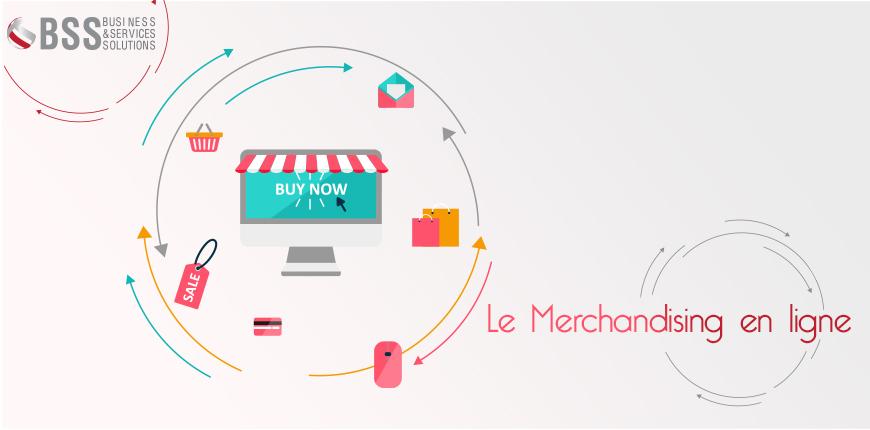 Qu'est-ce que le merchandising en ligne?