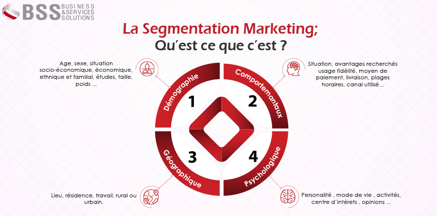 Segmentation Marketing : Qu'est-ce que c'est ?
