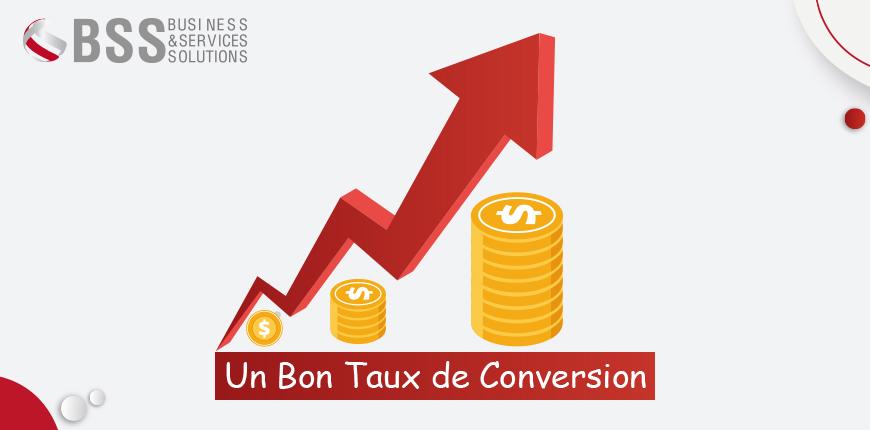 Qu'est-ce qu'un bon taux de conversion ?